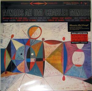 Charles Mingus – Mingus Ah Um /  Music On Vinyl