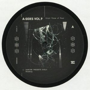 Va -  A Sides Vol 9 Vinyl Three Of Four / Drumcode