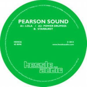 Pearson Sound-Starburst Ep / Hessle Audio
