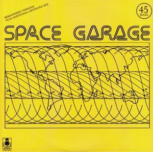 Space Garage - Space Garage / Periodica