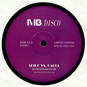 Alico Vs Cagri - Les Mondes Engloutis (psychemagik Mixes) / MB Disco