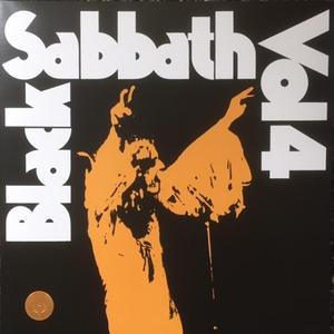Black Sabbath-Black Sabbath Vol 4