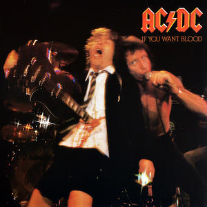 AC/DC ‎– If You Want Blood You've Got It /  Columbia