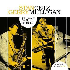 Stan Getz-Getz Meets Mulligan /  Vinyl Passion