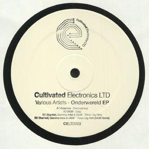 Va -  Onderwereld EP / Cultivated Electronics