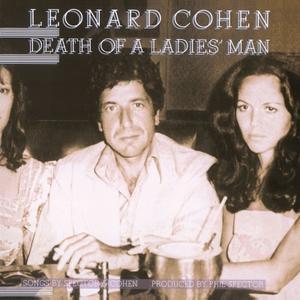 Leonard Cohen-Death Of A Ladies' Man / Music On Vinyl
