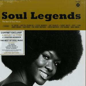 Va - Soul Legends: The Best Of Soul Music / Wagram