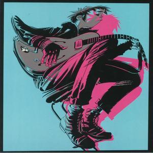 Gorillaz-The Now Now / Parlophone