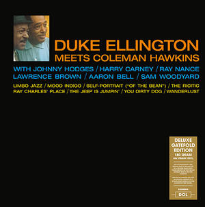 Duke Ellington Meets Coleman Hawkins-Duke Ellington Meets Coleman Hawkins
