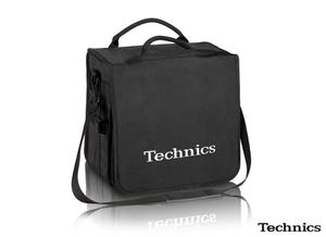Technics BackBag (Colour:Black/Silver)