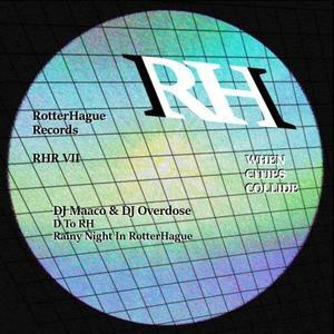 Va - When Cities Collide 7 EP / RotterHague Records