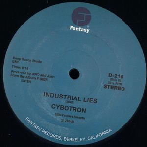 Cybotron-Clear / Fantasy