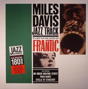 Miles Davis – Jazz Track /  WaxTime