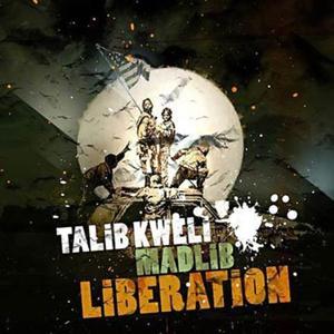 Talib Kweli & Madlib-Liberation (Black Vinyl)