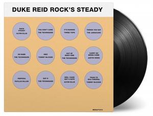 Va-Duke Reid Rock's Steady / Music On Vinyl