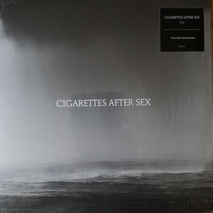 Cigarettes After Sex ‎– Cry /  Partisan Records