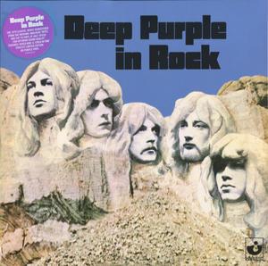 Deep Purple – Deep Purple In Rock /  Harvest 