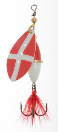 Wipp Spinn.  10 g Danmark