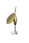 Akka Spinnare   3 gram Guld