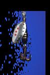 Toni-Z Spinnare 18 gr. Silver