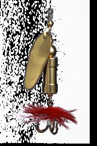 Tuna-Lax Spinnare 25 gr Guld