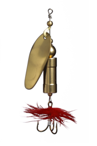 Tuna-Lax Spinnare 30 gr Guld