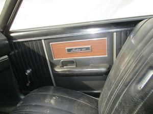 1968 Ford Fairlane 500 Convertible