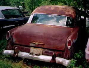 1953 Dodge Coronet V-Eight Diplomat Hemi
