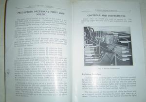 1933 Pontiac Owner's Manual