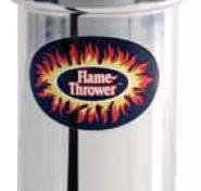 Pertronix Flame Thrower, Tändspole 3, 4 och 6-cyl motorer, Universal Chrome