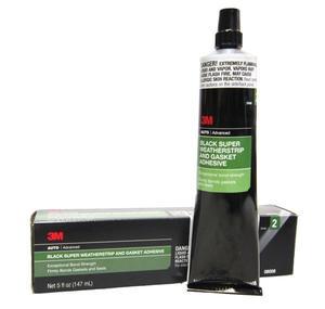 3M® Lim för Gummilister svart OBS 3M® Super