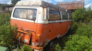 1972? Volkswagen Buss Westfalia