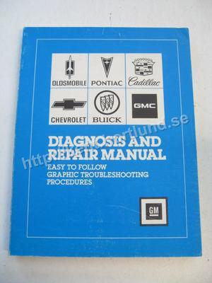 1979 GM Diagnosis and Repair Manual