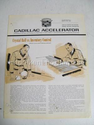 1966 Cadillac Accelerator March-April 1966