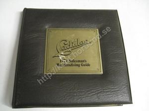 1977 Cadillac Salesman's merchadising guide