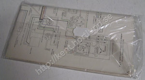 1978 Cadillac Chassis Wiring Diagram except Eldorado and Seville