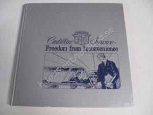 1979 Cadillac Service