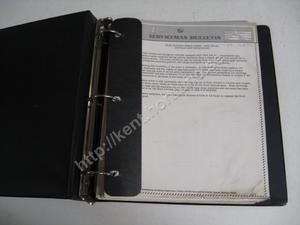 1984 Cadillac Service Man Bulletins