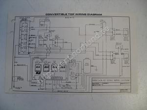1989 Cadillac convertible top wiring diagram