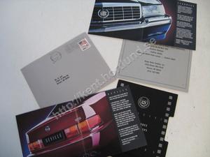 1992 Cadillac Seville, Eldorado