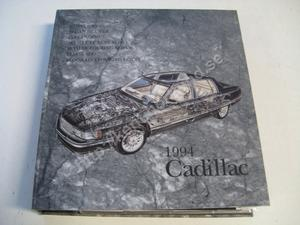 1994 Cadillac Press kit