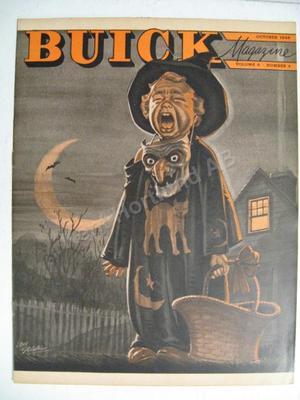 1946 Buick Magazine  Volume 8 number 4