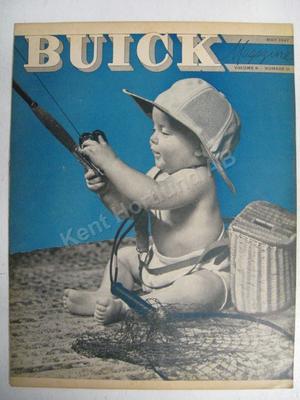 1947 Buick Magasine  Volume 9 number 11