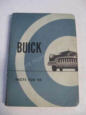 1950 Buick facts for 50