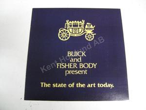 1979 Fisher Brochure