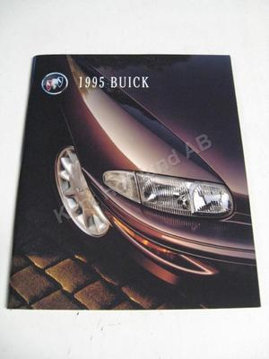 1995 Buick Lyxbroschyr