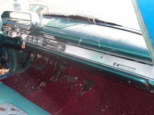 1961 Dodge Polara 4-Door Sedan