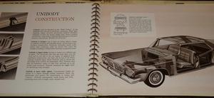 1963 Chrysler Presentation Album Data Book