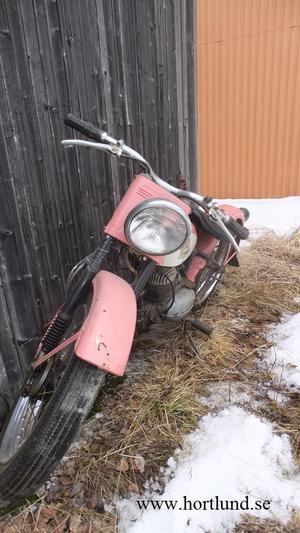 1958 Harley-Davidson 165