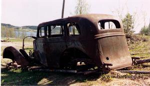 1934 Buick mod 57 Royal Sedan